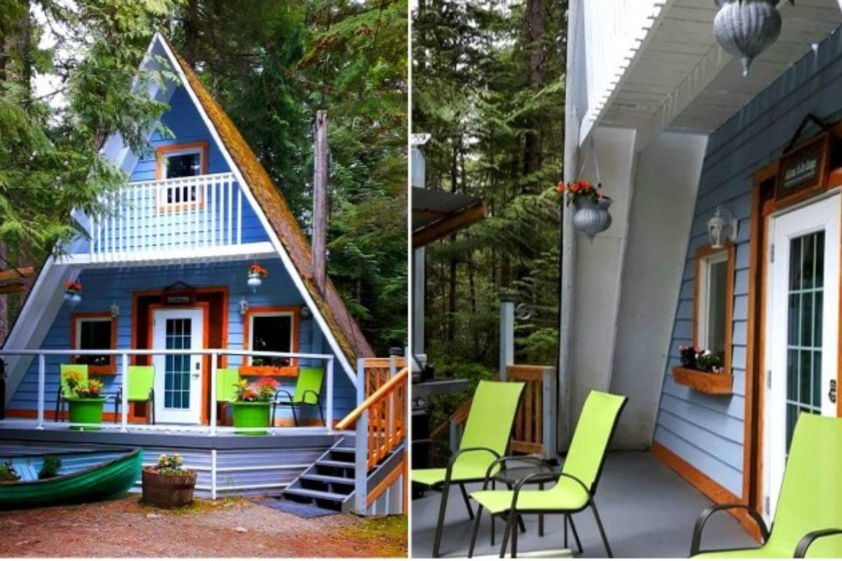 Romantic Log Cabin Rentals With Wi Fi Near Sequoia National Park