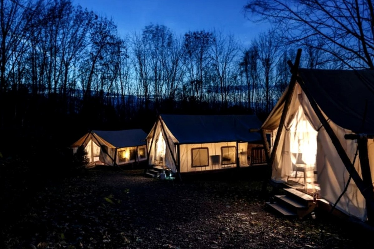Colecciones glamping glamping hub for Ny romantic weekend getaways