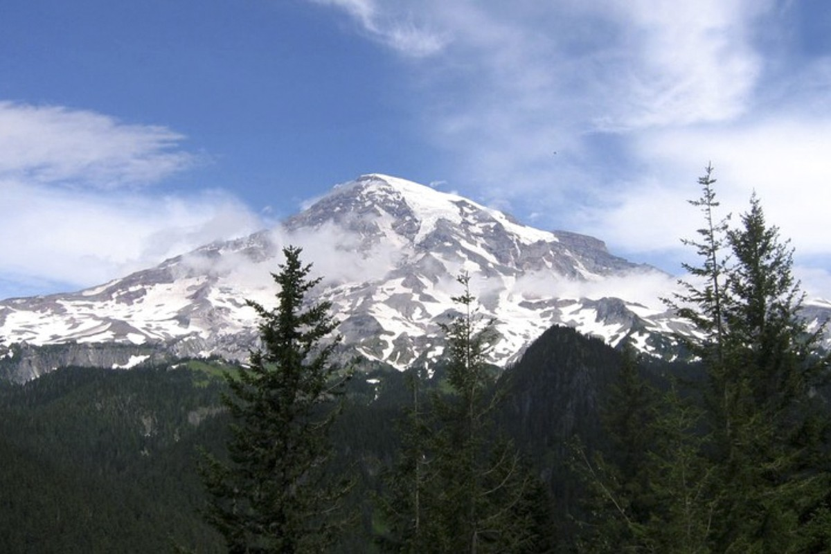 Romantic Weekend Trips near Mt. Rainier National Park