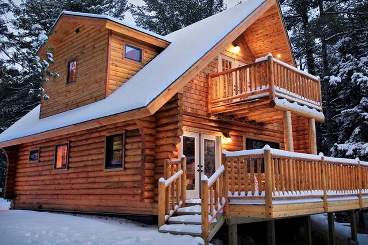 Rustic Cabin Rentals In The Adirondacks