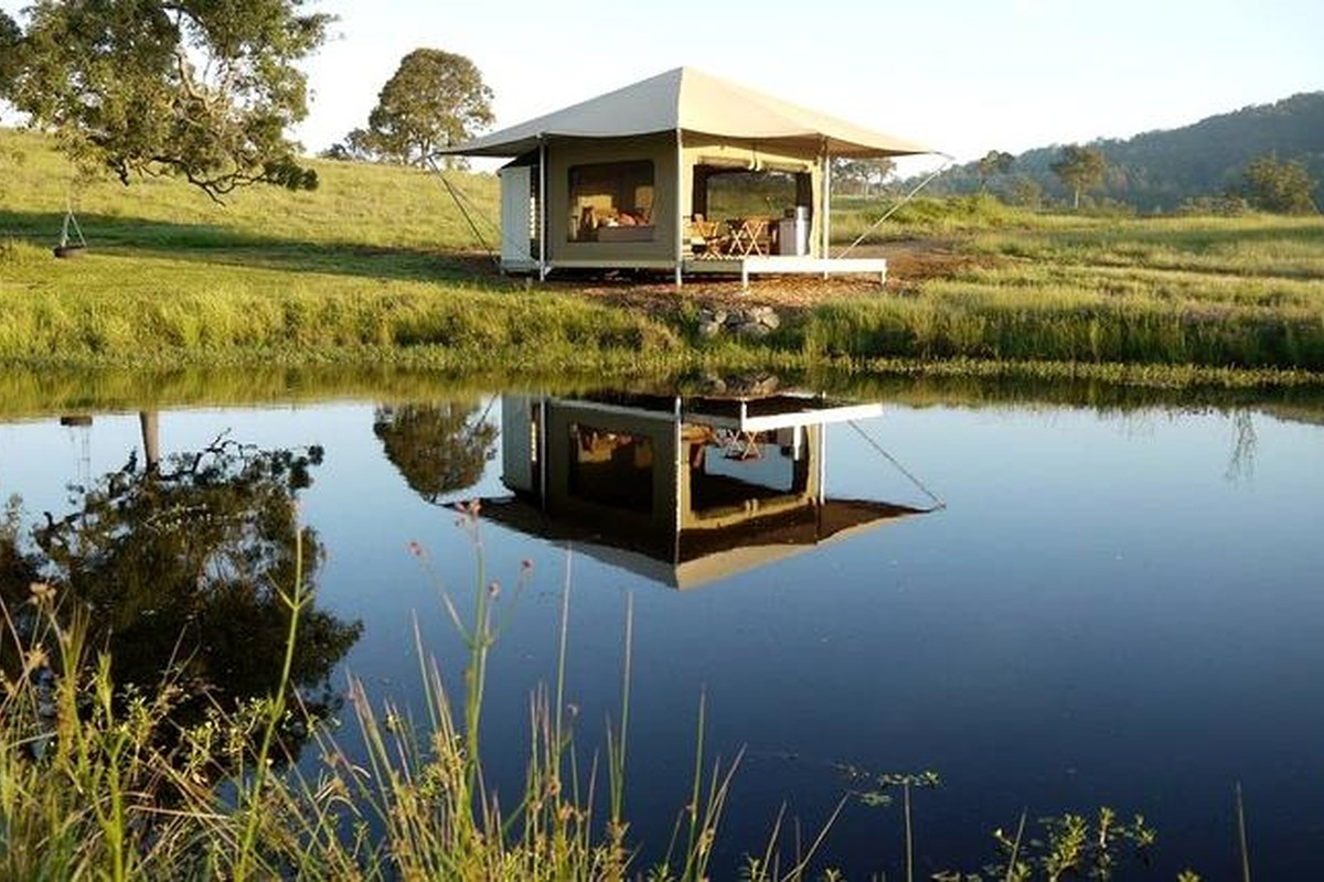 Safari Tents in NSW