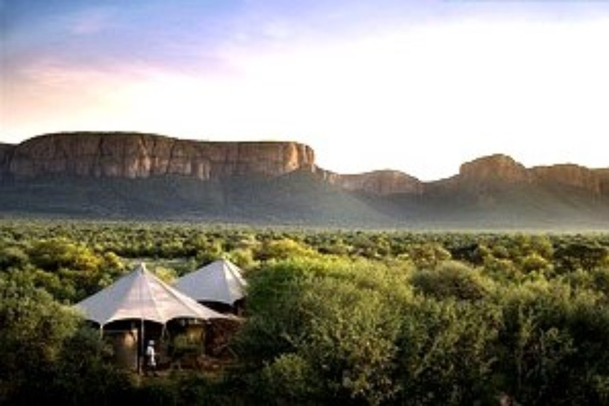Safari Tents in South Africa