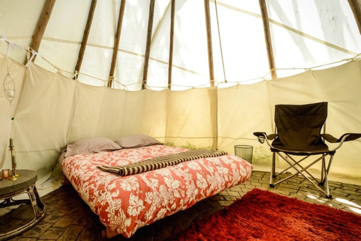 Salem Luxury Camping