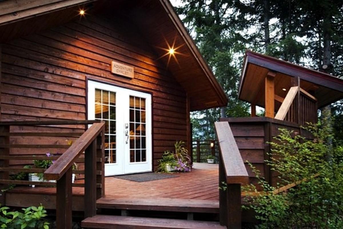 Secluded Cabins near Lake Louise, Alberta   Glamping Hub