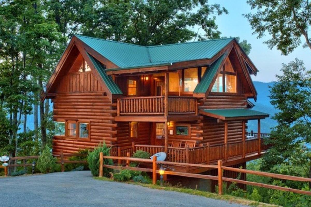 vrbo nantahala vacation br cabin lake mountains rental nc in smoky pin rentals cabins