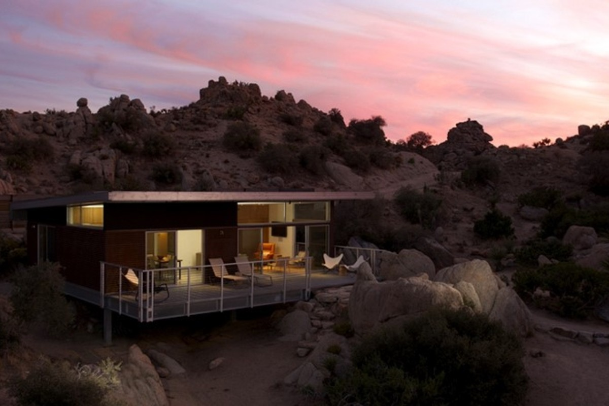Secluded Mountain Getaways near Joshua Tree National Park