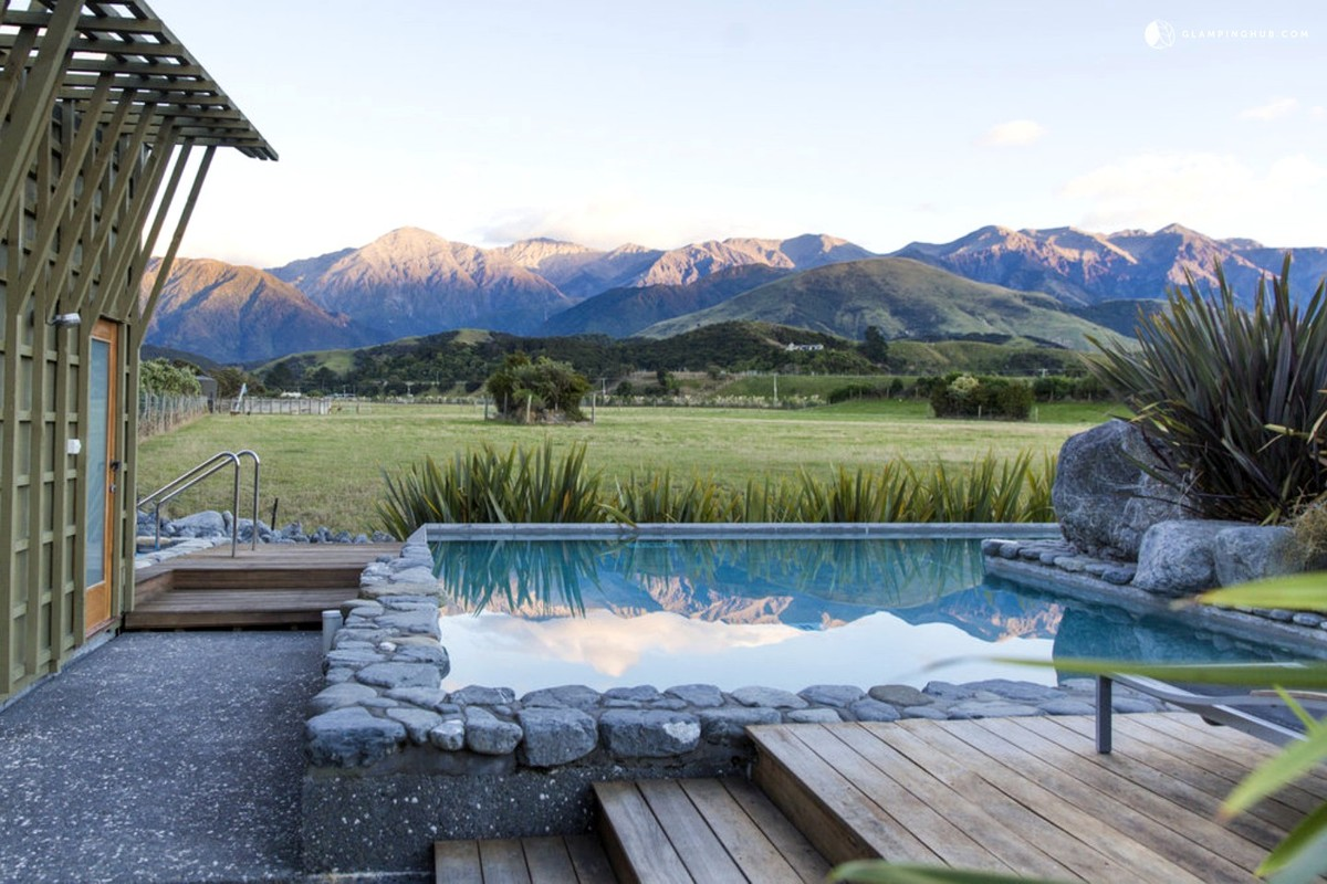 Secluded Weekend Getaways near Christchurch