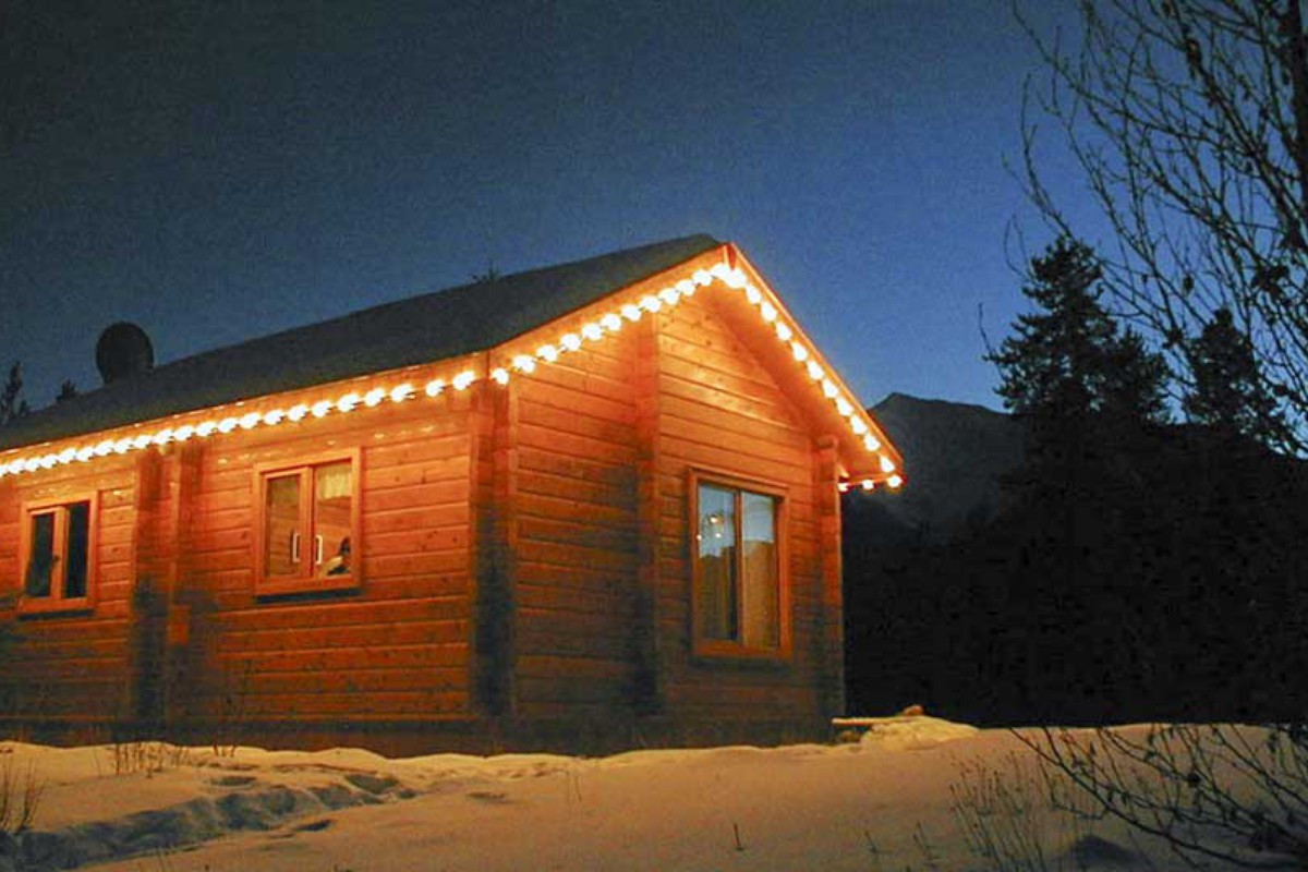 Ski Cabin Rentals for NYE in British Columbia