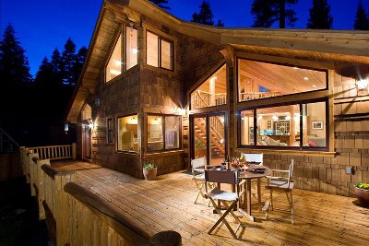 Ski Cabin Rentals for NYE 2018 near Lake Tahoe