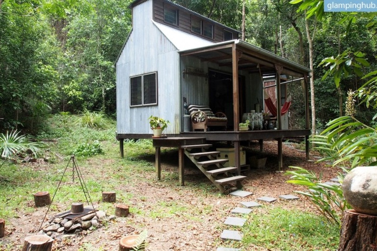 South Queensland Pet-Friendly Cabin Camping