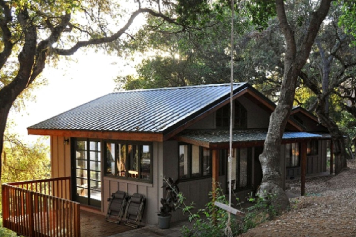 Summer Cabin Getaways in California