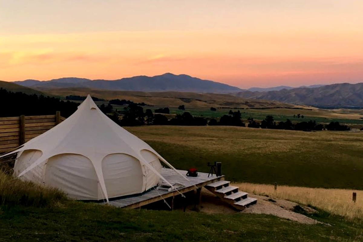 & Tent Rentals in New Zealand | Glamping Hub