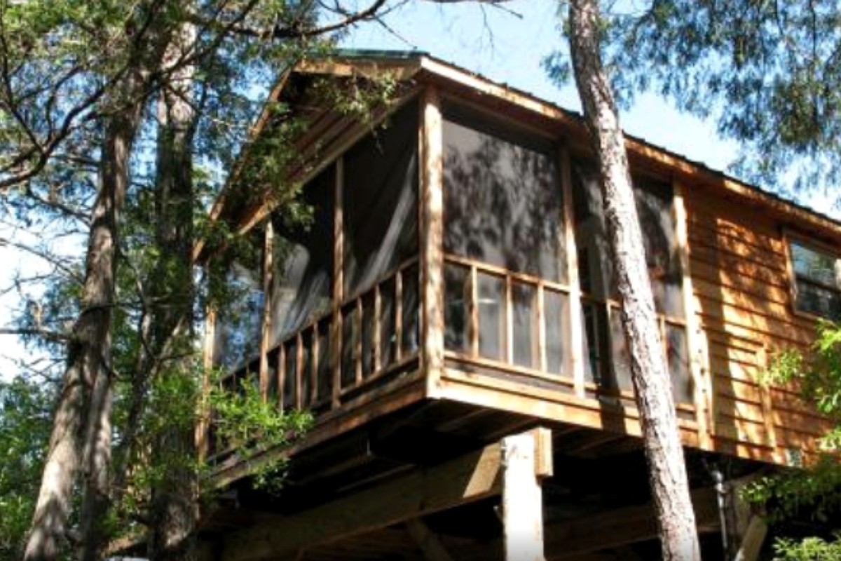 Tree House Getaways in Florida
