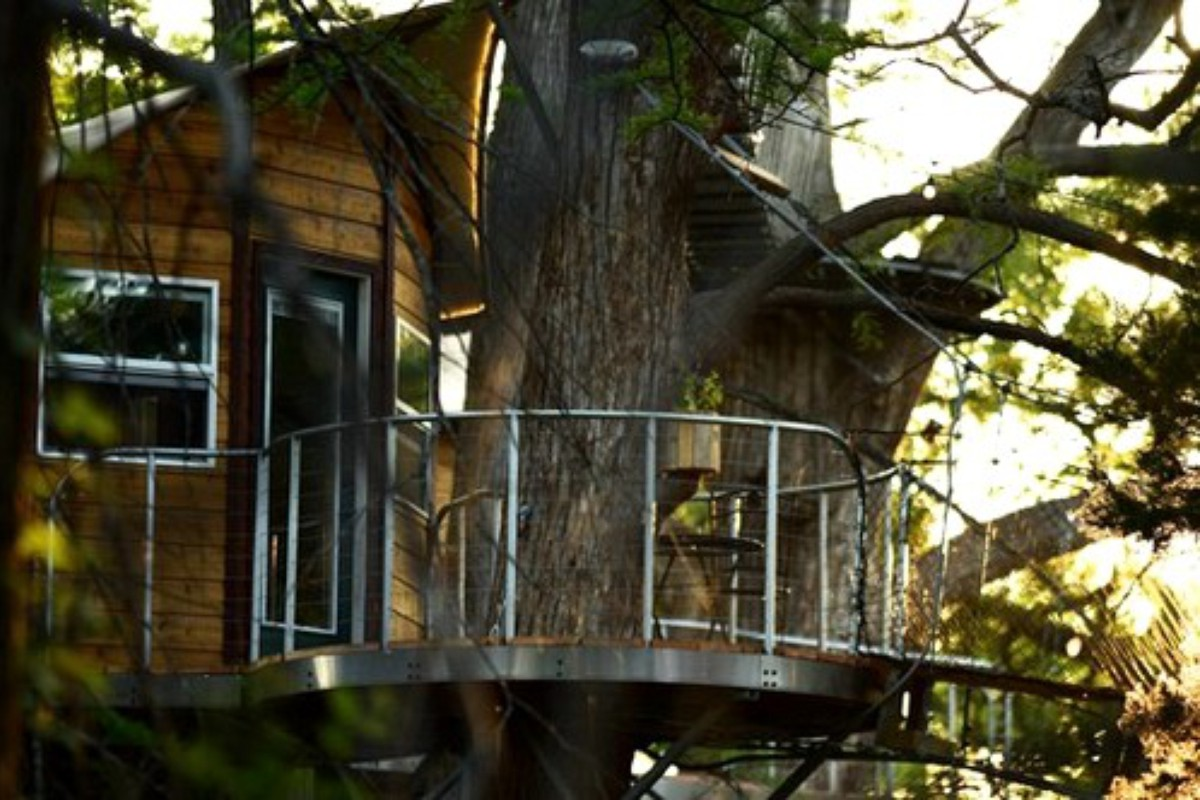 Tree House Rentals near San Antonio