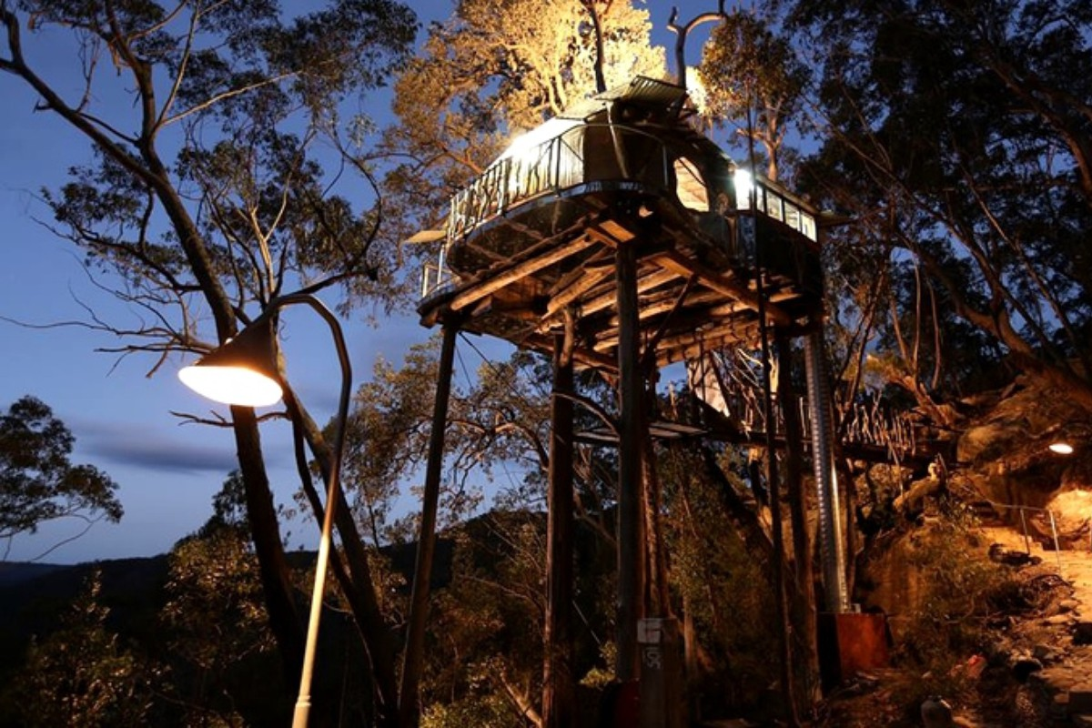 Tree House Rentals near Sydney
