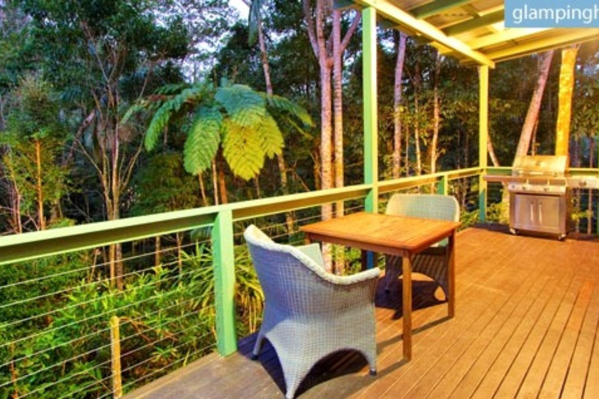 Treehouses on the Gold Coast