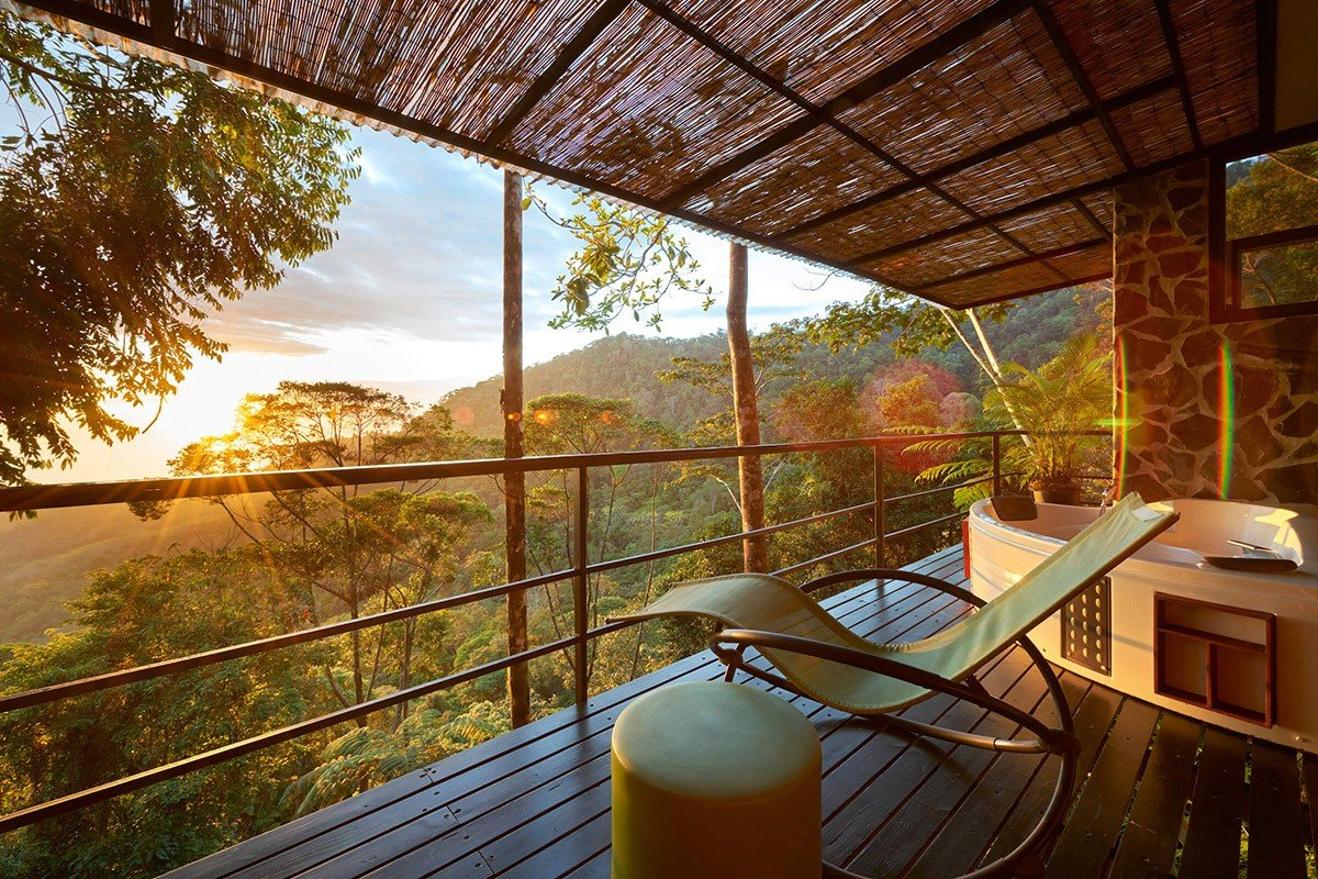 Treehouses in Costa Rica