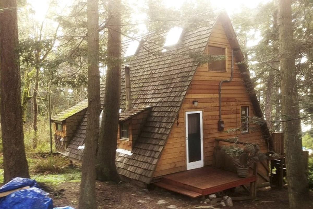 Unique A Frame Cabins Near Seattle
