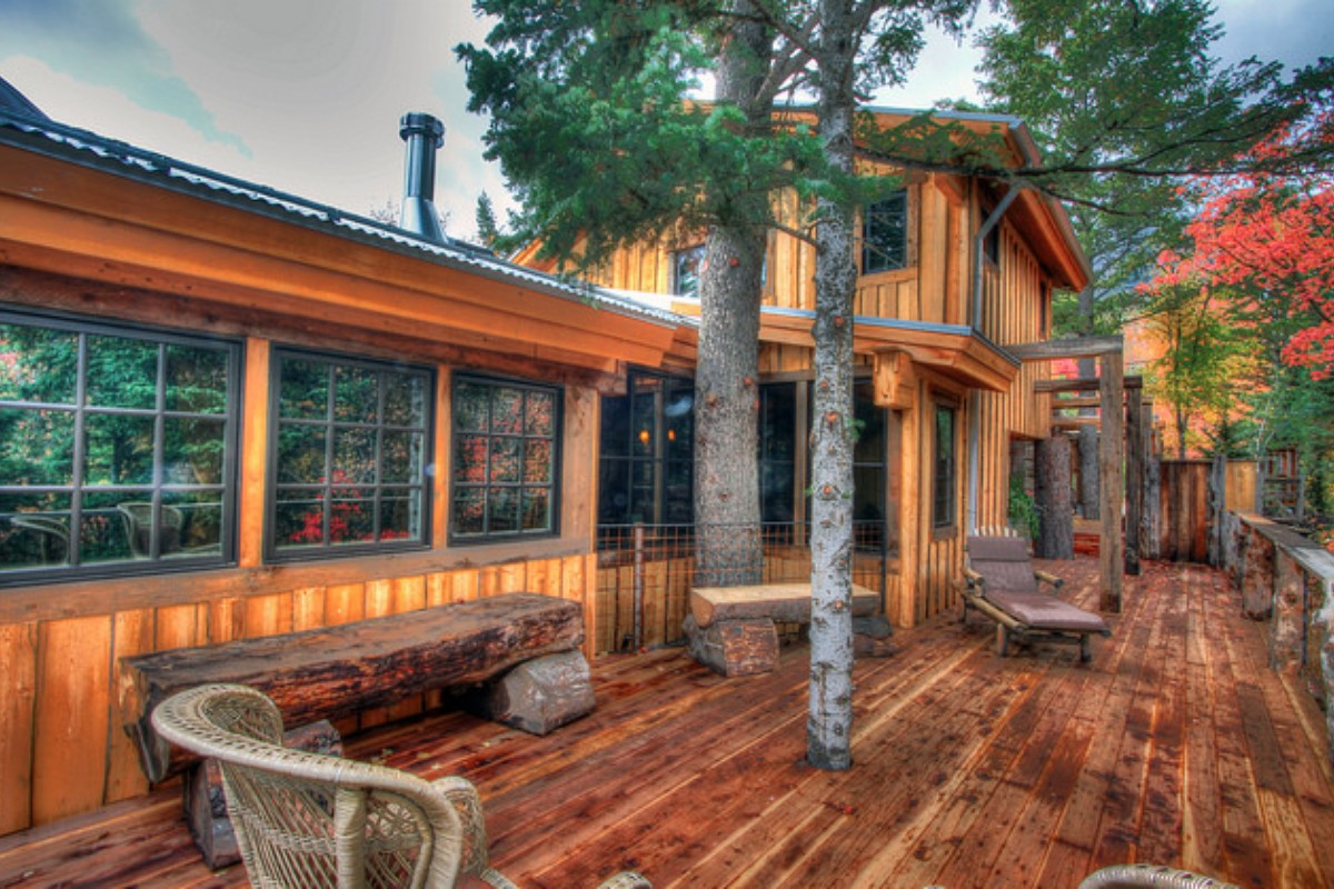 unique bed and breakfasts near salt lake city
