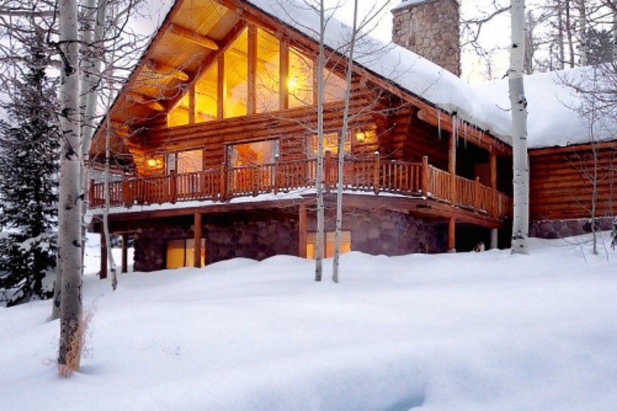 Unique Cabin Rentals Near Park City Utah