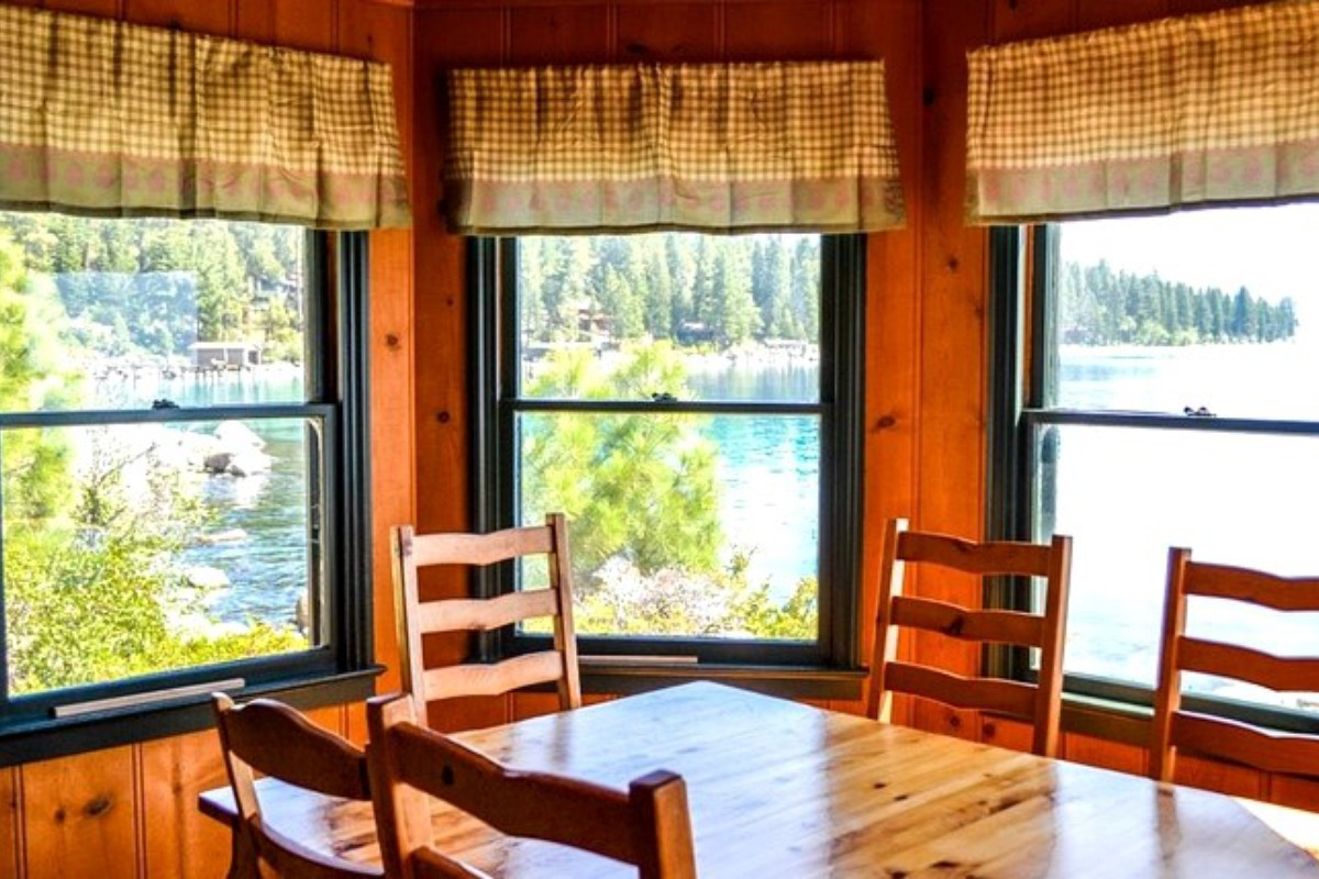 Unique Cabin Stays in Lake Tahoe