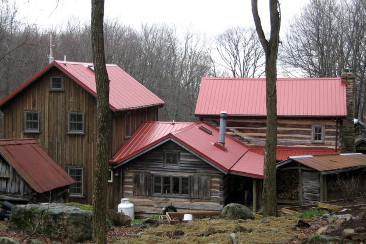 Unique Camping Cabins in Virginia