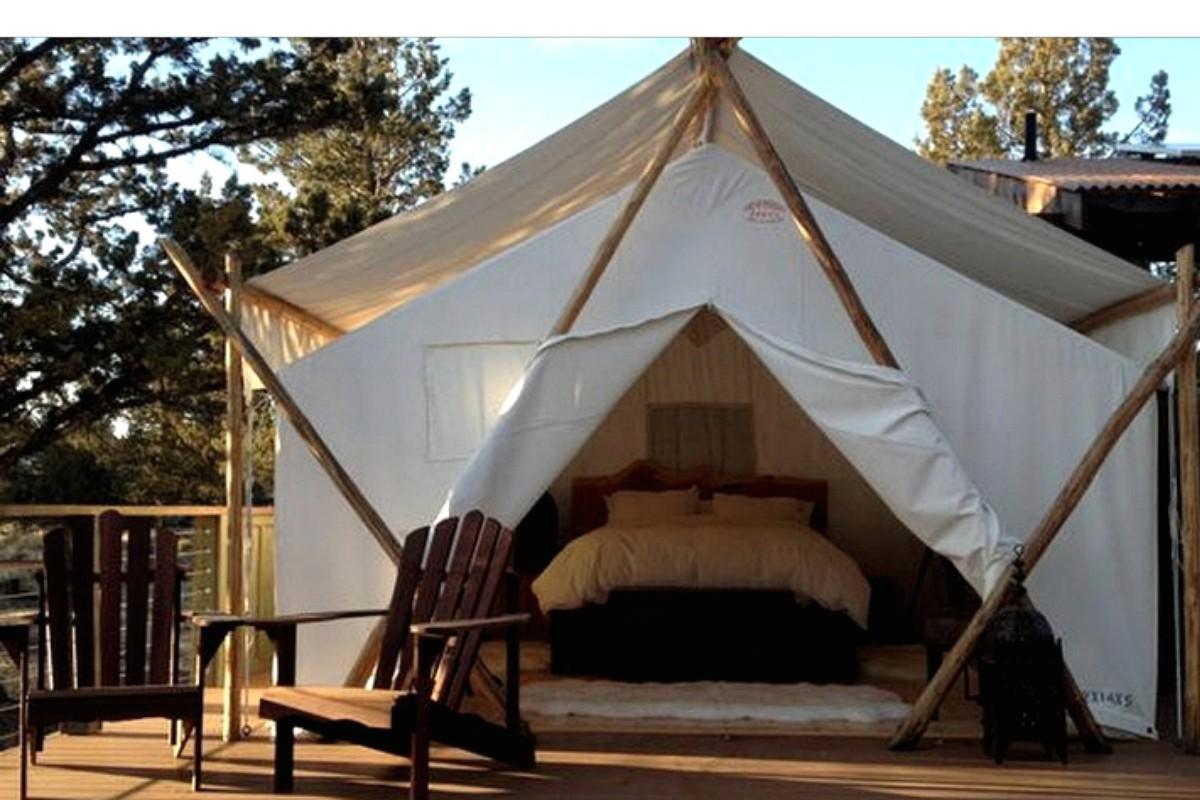 & Unique Tent Rentals on the West Coast