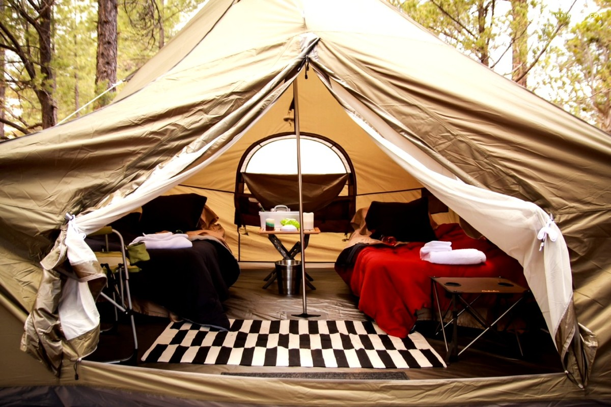 Unique Tents and Tipis in Victoria