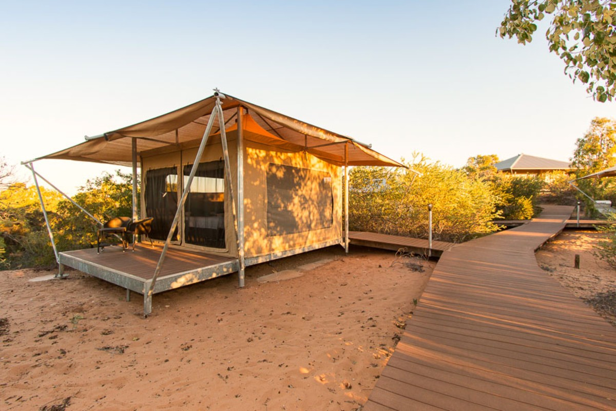 Unique Tents and Tipis in Western Australia & Western Australia | glampinghub.com