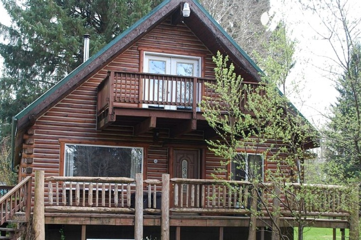 Unique Vacation Rentals Near Olympic National Park