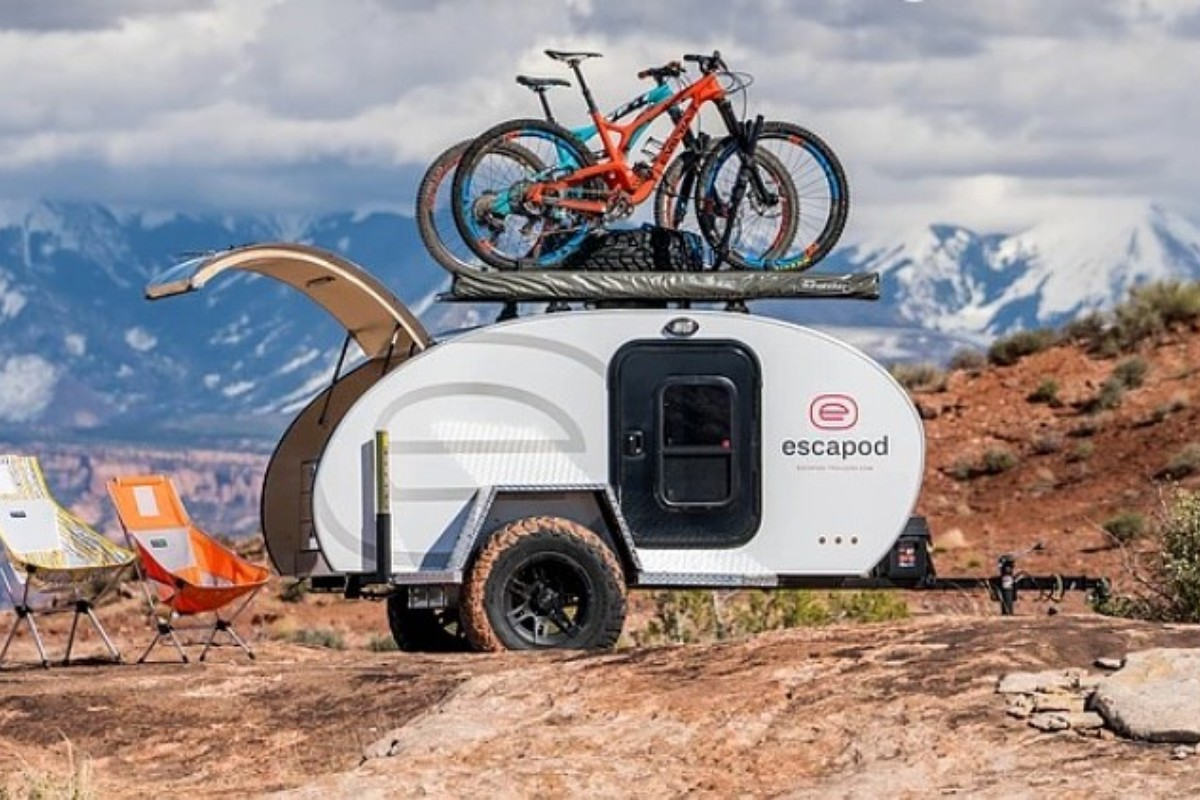 Unusual Accommodations near Moab