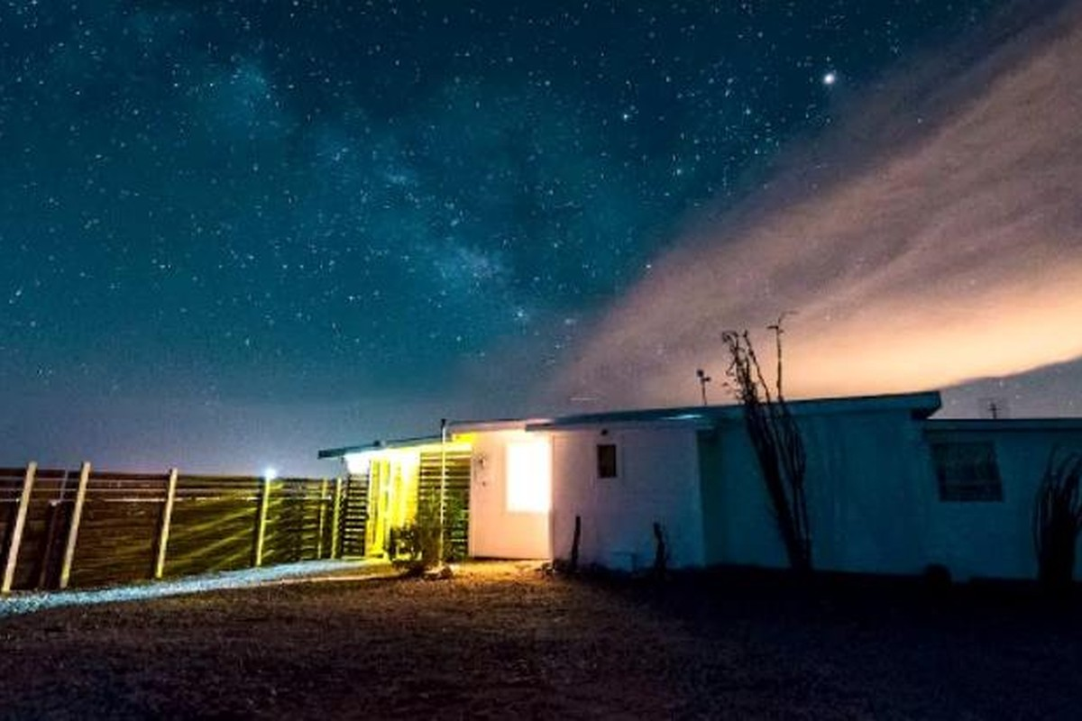Unusual Rentals in Joshua Tree