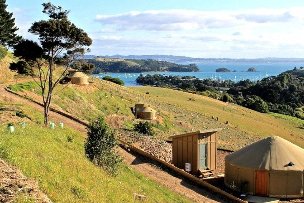 Unusual Rentals in New Zealand