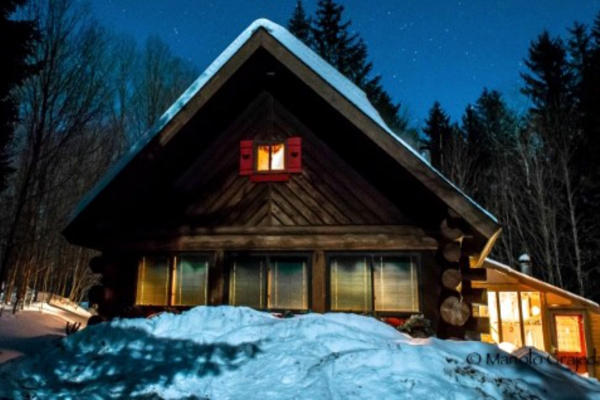 Winter Cabin Getaways in the Midwest