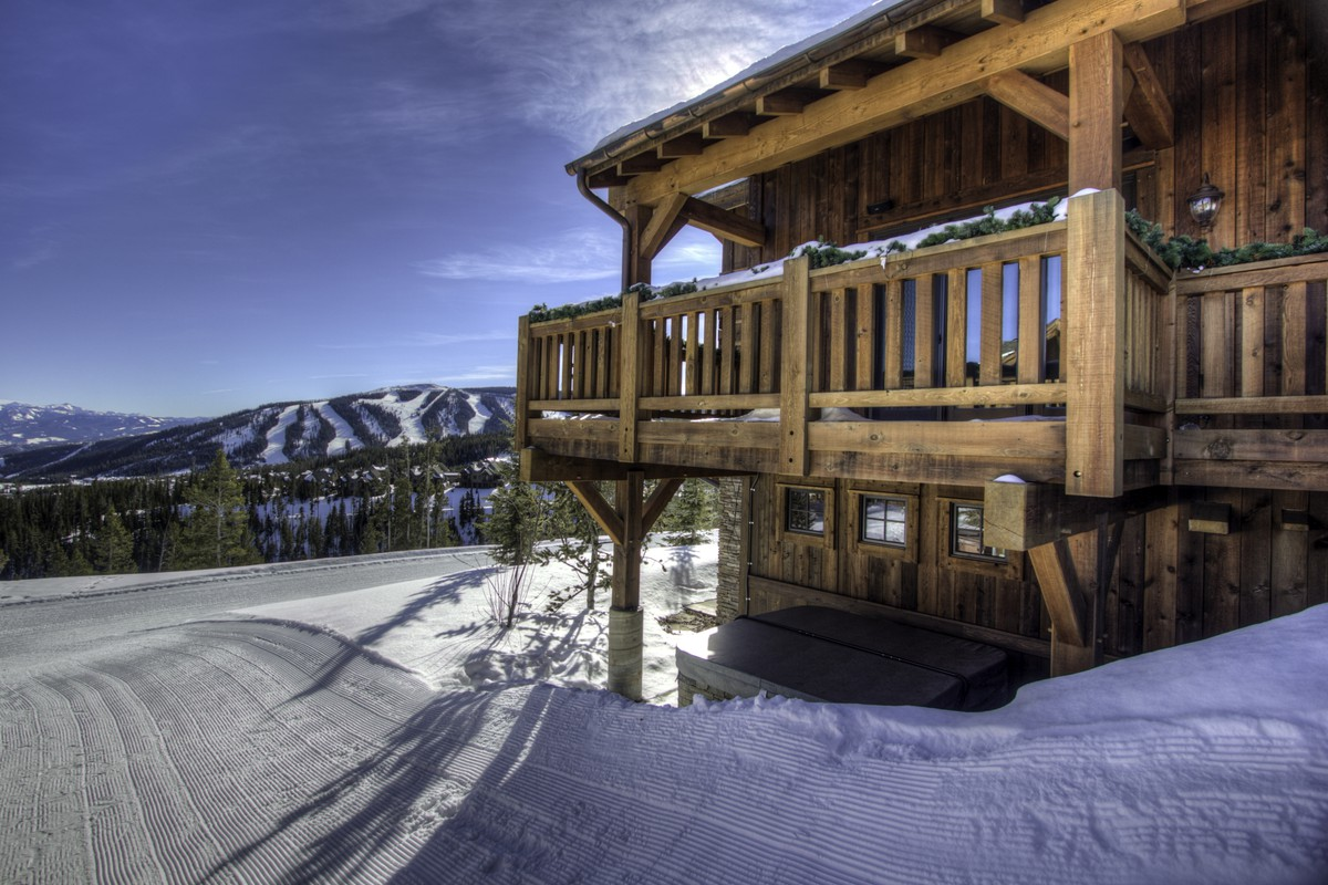 Winter Cabin Rentals in Montana