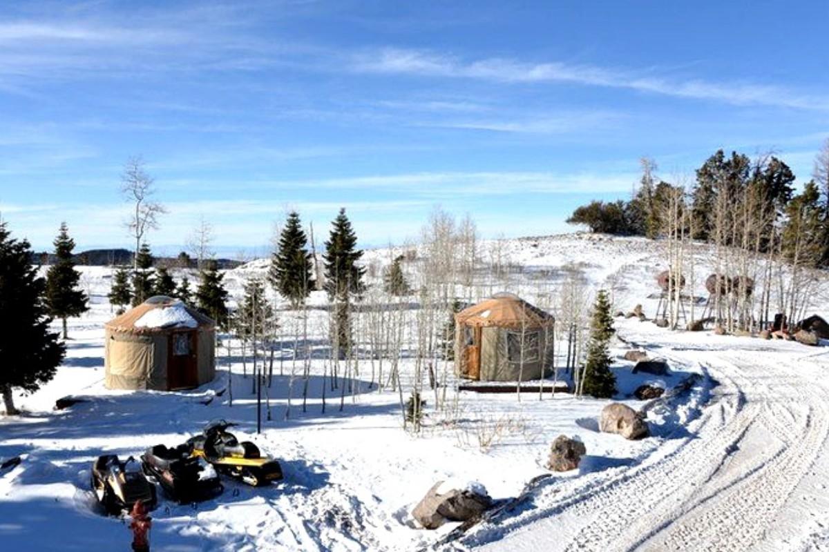 Utah weekend getaways for Ski cottage