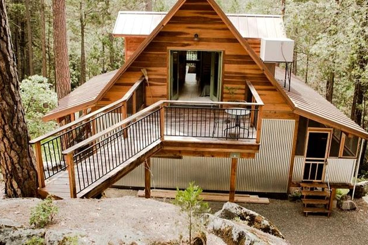 Yosemite Luxury Cabins