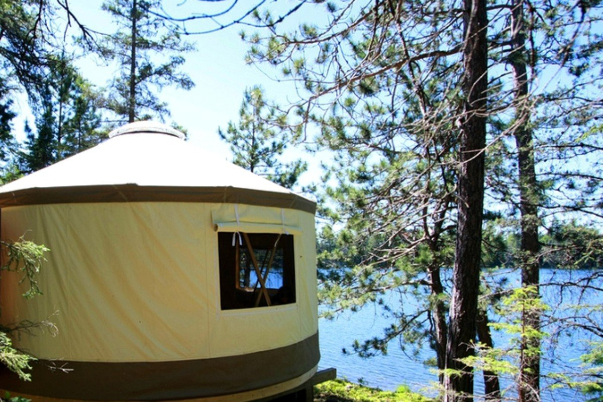 Yurt Getaways in Canada
