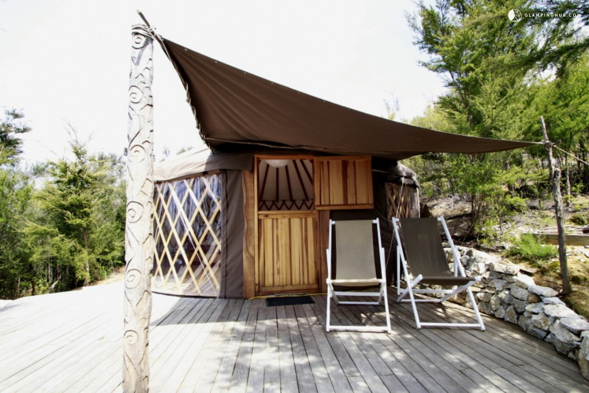 Yurt Rentals in NZ