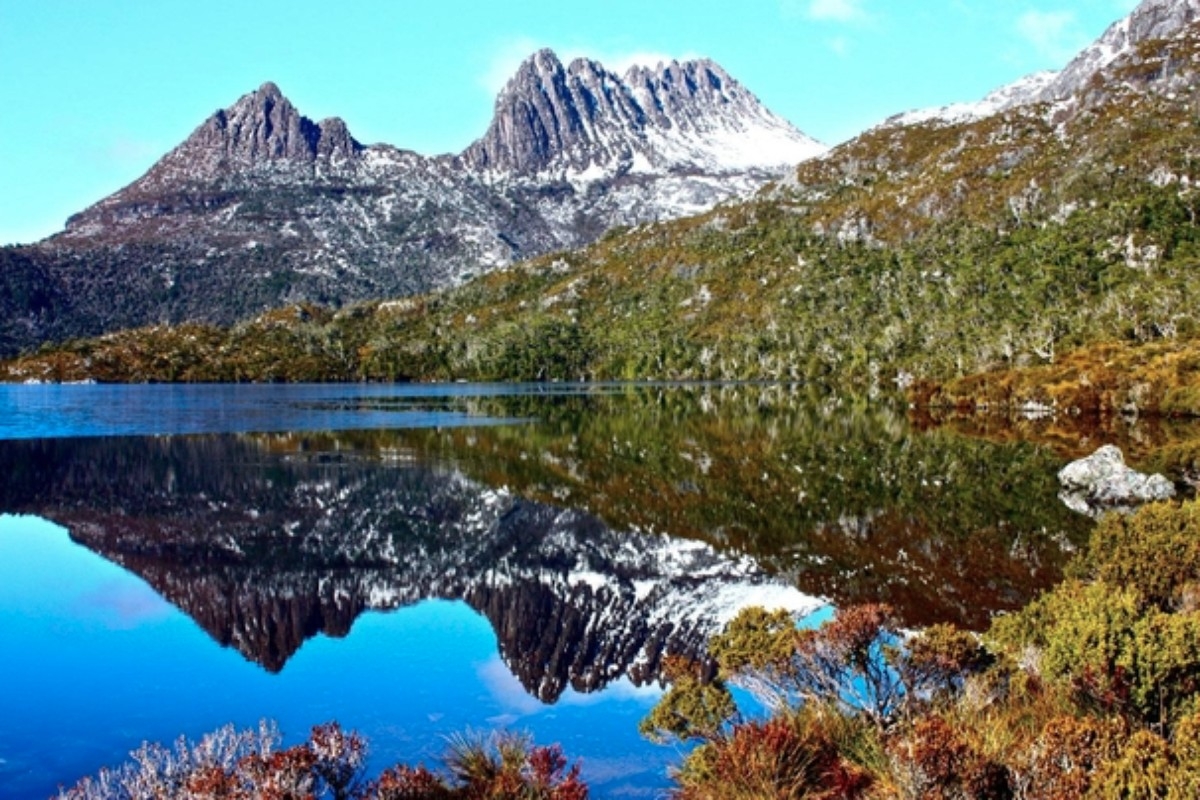 Cradle Mountain—Lake St Clair National Park